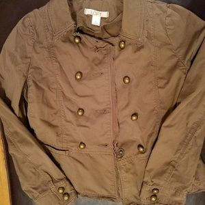 Ann Taylor LOFT Double-breasted Jacket
